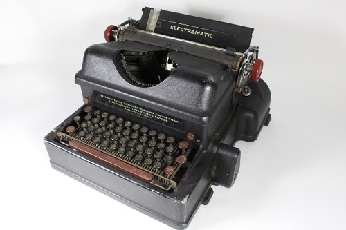 IBM Model B Typewrite