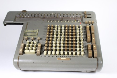 Friden Adding Machine