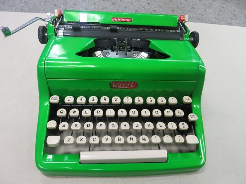 Royal Aristocrat In Lime Green