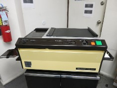 Sharp Copier 1987