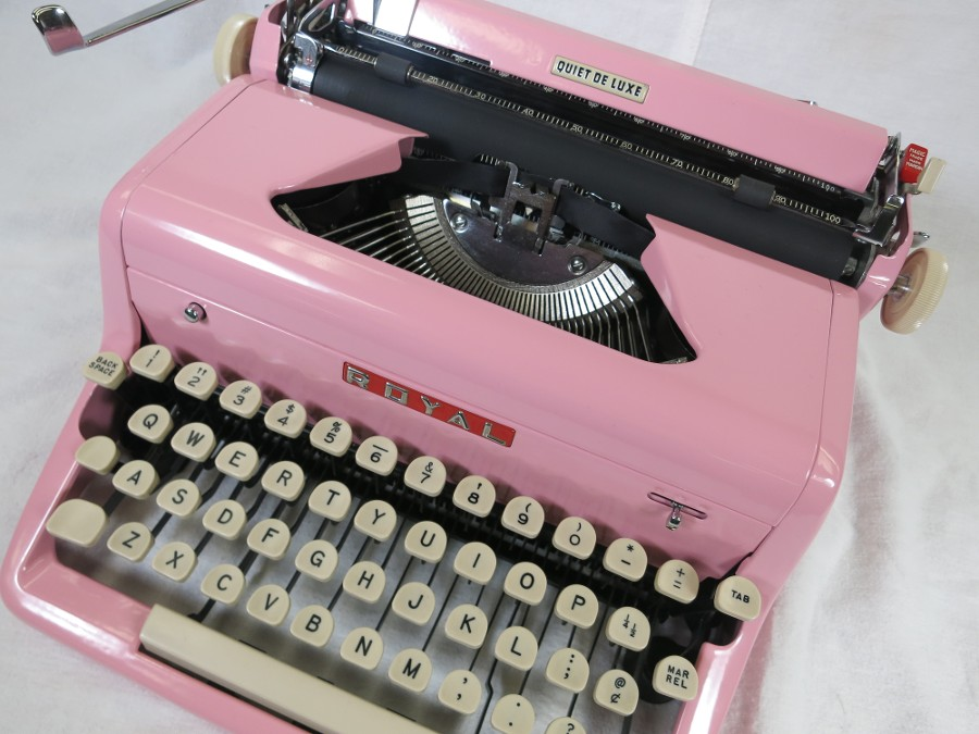 Royal Quiet De Luxe Pink 4