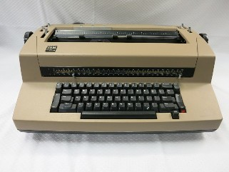 Typewriter services