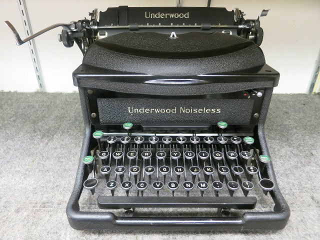 Underwood Noiseless After