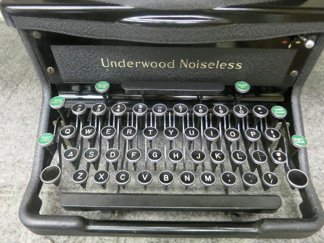Underwood Keys After