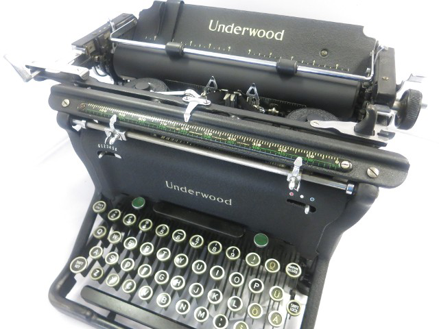 Underwood After