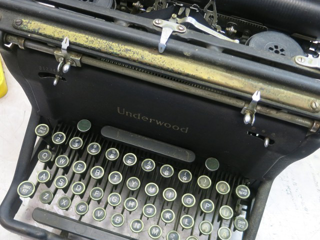 Underwood Before