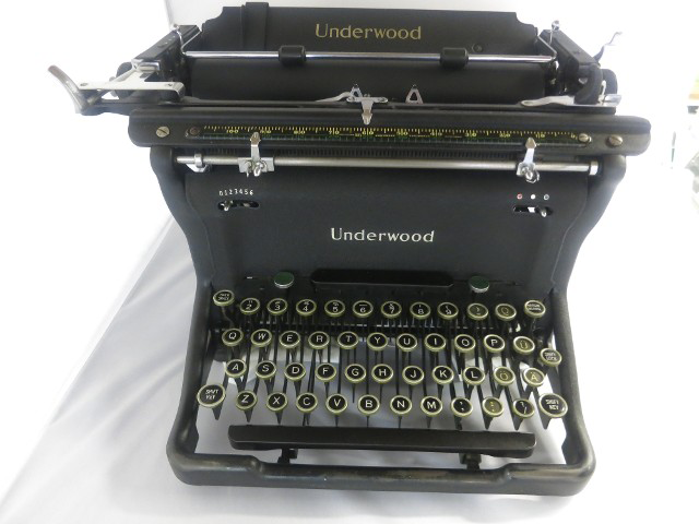 Underwood Ruler After