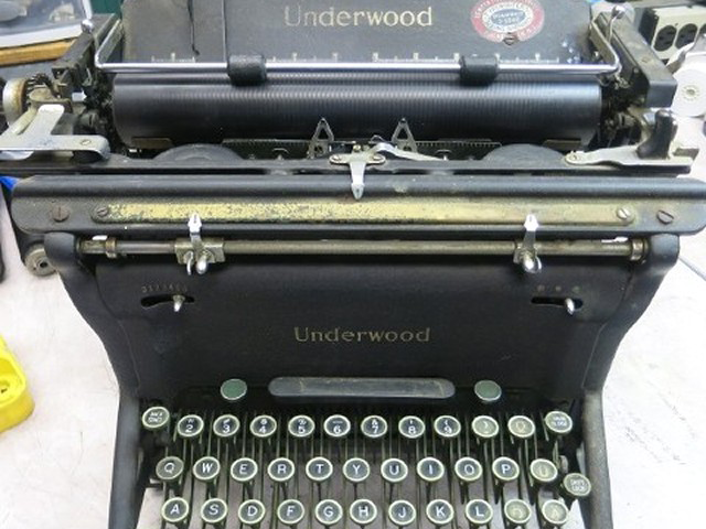 Underwood Ruler Before